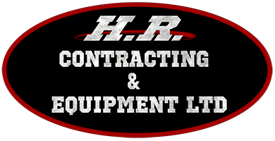 Logo H.R. Contracting & Equipment
